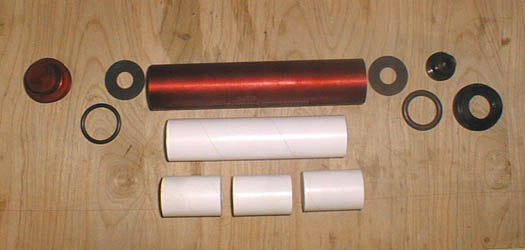 The place to start is the motor hardware. One Aerotech (or Dr. Rocket) 38mm reusable rocket motor with a 360 casing is required and can be purchased through ...